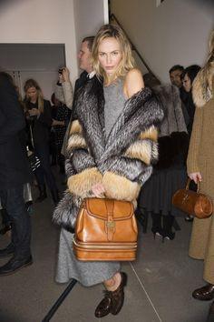 Head backstage at New York Fashion Week: http://vogue.uk/IrBbVH #NYFW