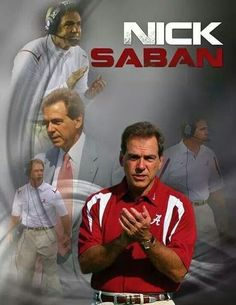 What do you think? Ua Football, Alabama Football Team, College Football Coaches, Crimson Tide Football, Alabama Crimson Tide, Football Wall, Nick Saban, Roll Tide, A Team
