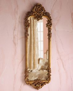 Only the perfect mirror to add a touch of fancy to your room.