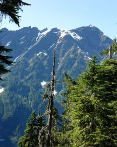 Olympic National Park Through Hike Part 2