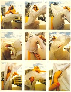 COLLECTION CAMPAIGN REFERENCE- multiples in contained boxes  Jerry Hall by…