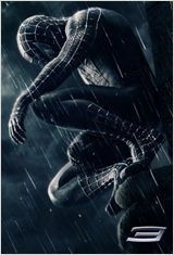 """A fantastic poster from the Marvel Comics movie Spider-man Peter Parker as the symbiote Venom! Check out the rest of our amazing selection of Spider-Man posters - the best on the """"web""""! Need Poster Mounts. Black Spiderman, Spiderman 3 2007, Spiderman Sam Raimi, Spiderman Noir, Spiderman Suits, Amazing Spiderman, Spiderman Symbiote, Spiderman Poster, Marvel Comics"""