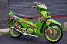 32 Best Gambar Modifikasi Motor Images