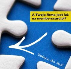 A Twoja firma jest już na memberscard.pl?