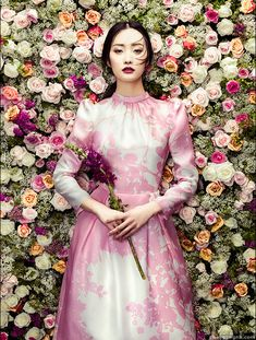 Phuong My Spring/Summer 2015, photography by Jingna Zhang