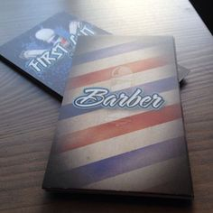 20 Creative Examples of Barbershop Business Card Design - Smashfreakz