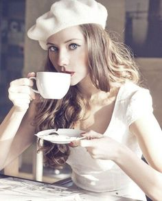 Beautiful Frenchwoman