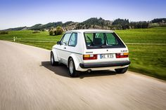 1982 Volkswagen Golf GTI Mk1 by ABT [3000 x 2000]