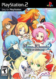 Playstation 2 - Mana Khemia 2: Fall of Alchemy