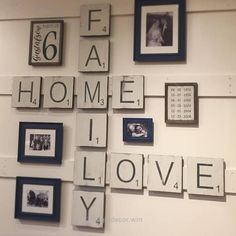 Splendid Large Letter Tiles for the wall . Home Decor . Gallery Wall . Scrabble Tiles for the wall The post Large Letter Tiles for the wall . Home Decor . Gallery Wall . Sc ..
