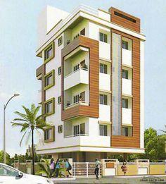Interior Design Your Home, Home Building Design, Building Facade, Building A House, Building Elevation, House Elevation, Duplex Design, Modern Apartment Design, Condo Design