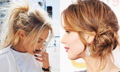 10 Messy Hairstyles For Neat Girls