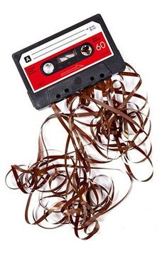 Ughh, the agony of stuck cassette tapes! Do not miss them at all.