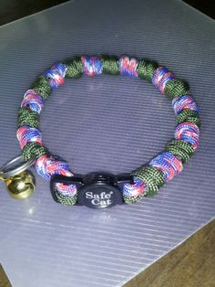 I could DIY.....might work well for a beach ready medical alert bracelet....