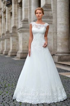 Wonderful Perfect Wedding Dress For The Bride Ideas. Ineffable Perfect Wedding Dress For The Bride Ideas. Evening Dresses For Weddings, Modest Wedding Dresses, Bridal Dresses, Wedding Gowns, Bridesmaid Dresses, Lace Weddings, Wedding Venues, Bateau Wedding Dress, Wedding Robe