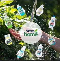 It's never been so fun to use Amway Home for your 🏡! Eco friendly, non toxic, concentrated, safe for our families and our environment! Amway Company, Artistry Amway, Amway Home, Kids Pasta, Amway Business, Nutrilite, Gym Workout For Beginners, Amway Products, Diamond Life