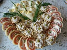 >> 50 Pictures of Unique and Creative Food Recipes - Good Cooking Wonderful Recipe, My Best Recipe, Czech Recipes, Ethnic Recipes, Whole Food Recipes, Cooking Recipes, Healthy Cooking, Fancy Appetizers, Appetizer Recipes