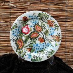 #onestroke#painting on #ceramic