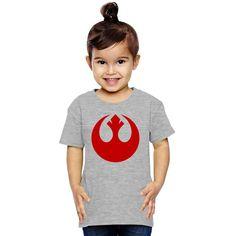 Rebel Alliance Logo Toddler T-shirt
