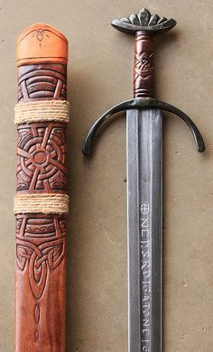 the Cawood 15 by Cedarlore Forge, via Flickr