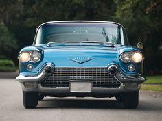 1958 Cadillac Eldorado Brougham | Amelia Island 2015 | RM Sotheby's