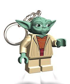 LEGO Star Wars Yoda Key Chain Light