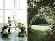 Wedding styling inspiration | Apartment Apothecary