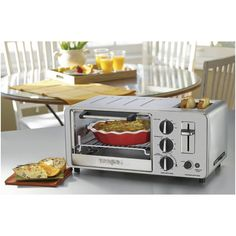 Waring Toaster Oven & Toaster Combination - Waring Pro $99.99