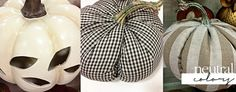 HomeGoods | Decorating with Pumpkins for Fall