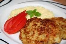 Karfiolovo brokolicové fašírky so syrom Meat, Chicken, Food, Essen, Meals, Yemek, Eten, Cubs