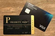 Free Priority Pass Select - Chase Sapphire Reserve (Don't Forget To Activate!) - The Reward Boss