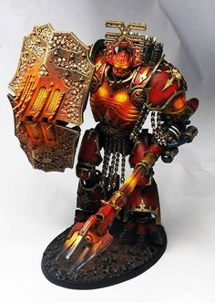 Warhammer 40k | Chaos Space Marines | Kytan Lancer Conversion #warhammer #40k #40000 #wh40k #wh40000 #warhammer40k #gw #gamesworkshop #wellofeternity #miniatures #wargaming #hobby #tabletop