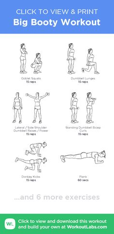 Booty Workout | Posted By: NewHowtoLoseBellyFat.com