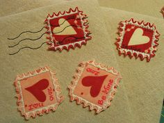 amazing fabric stamps tutorial