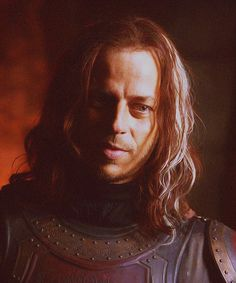 Tom Wlaschiha (Jaqen H'ghar in Game of Thrones) I cannot deny having a tiny crush on him ;-)