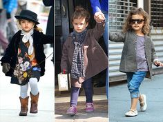 So, Matthew McConaughey's daughter is more fashionable (and much cuter) than I am. I can't get over it.
