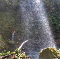 Go ahead and chase waterfalls all around Panama sorry TLC