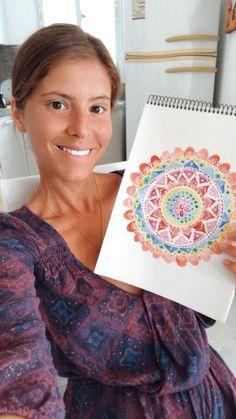 Mandala Drawing, Victoria, Art, Watercolor Mandala, Art Background, Kunst, Performing Arts, Art Education Resources, Artworks