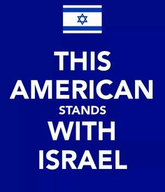 I stand with Israel. ~@guntotingkafir GOD BLESS AMERICA, GOD BLESS ISRAEL AND GOD BLESS PRESIDENT TRUMP!