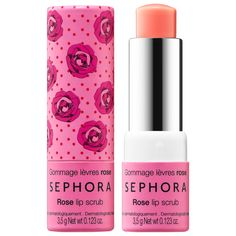 Shop Sephora Collection's Lip Balm & Srubb at Sephora. This range of lip balms and scrubs have a melting texture that hydrates and nurtures. Sephora Lip, Lip Scrubs, Salt Scrubs, Sugar Scrubs, Body Scrubs, Diy Lip Balm, Face Scrub Homemade, Tips & Tricks, Lip Care
