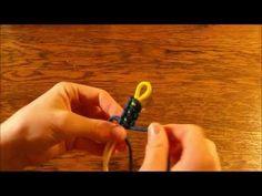 Easy King Cobra Paracord Bracelet Tutorial - YouTube