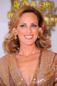 Marlee Matlin Medium Curls