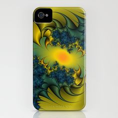 Blue Thistle iPhone Case by Christy Leigh - $35.00