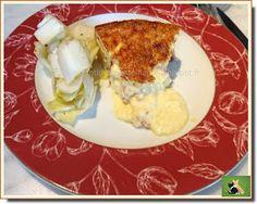 Vie quotidienne de FLaure: Flan à la tome fraîche et pancetta