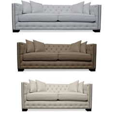 Shop Our Biggest Ever Memorial Day Sale! Tufted Sofas