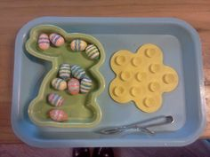 Montessori Design: Easter Practical Life