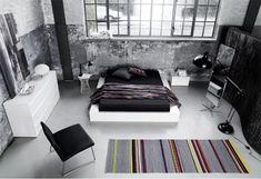 grey bedroom ideas -
