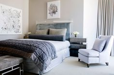 Bedroom Decorating and Designs by Eche Martinez - San Francisco, California, United States - http://interiordesign4.com/design/bedroom-decorating-designs-eche-martinez-san-francisco-california-united-states/