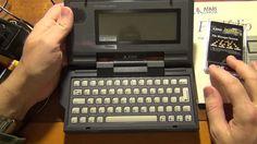 ИТ-музей:обзор Atari Portfolio - компьютер Джона Коннора