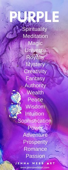 Copy of Copy of purple color psychology info graphic jenna webb art purple energy crystal healing - Jenna Webb Art—Alcohol Ink Abstract Paintings Purple Love, All Things Purple, Purple Stuff, Purple Art, Shades Of Purple Color, Purple Sunset, Purple Colors, Purple Nails, Purple Color Meaning